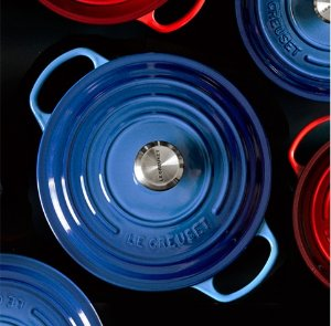 As Low As 135.96Le Creuset Signature Cast-Iron Round Dutch Oven 3.5Qt. @ Williams Sonoma