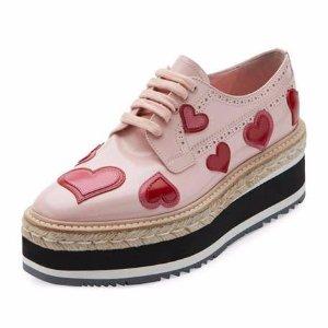 低至6折+低至额外6.5折精选Prada美鞋折上折