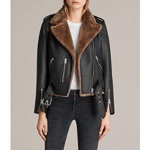 Balfern Lux Biker Jacket