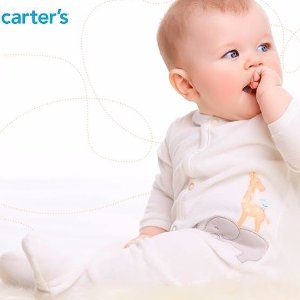 Extra 40% OffSelect Clearance @ Carter's