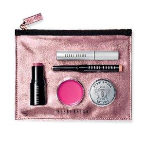 Style File – Off Duty Eye, Cheek & Lip Kit | BobbiBrown.com