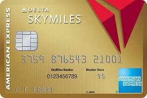 Earn 30,000 Bonus Miles, $50 Statement Credit Terms Apply Gold Delta SkyMiles® Card from American Express