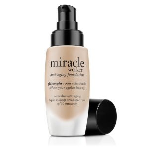 miracle worker | philosophy color