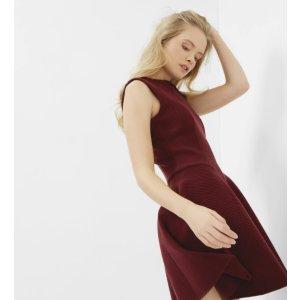 AZELIA Sleeveless A-line dress
