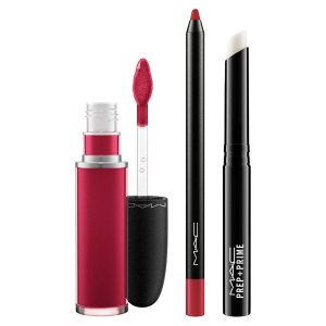 MAC Look in a Box Early to Red Lip Kit ($55.50 Value) | Nordstrom