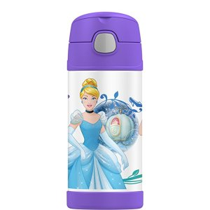 Thermos Funtainer 12 Ounce Bottle, Disney Princesses