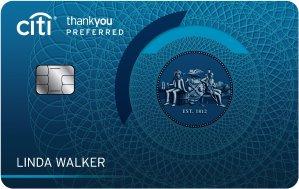Earn 15,000 bonus pointsCiti ThankYou® Preferred Card