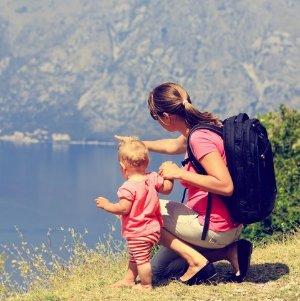 和宝宝来一场说走就走的旅行!带宝宝出门8件小物轻松搞定