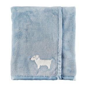 Dog Plush Blanket