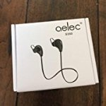 aelec S350 In-Ear Sports Earbuds Sweatproof Earphones Noise Cancelling Headsets