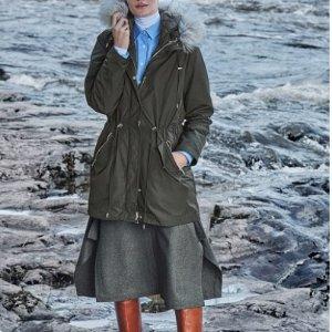 小众女装低至3折起IG 博主最爱的羊毛大衣、羽绒服还有心机毛衣都在这里