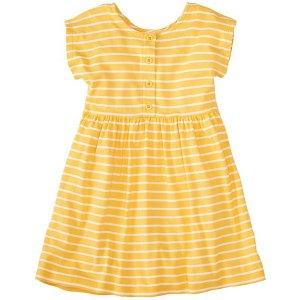 Girls It's A Playdress, It's A Daydress | Girls Dresses Short Sleeve