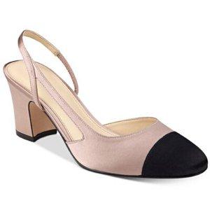 $62.99Ivanka Trump女士粗中跟鞋热卖