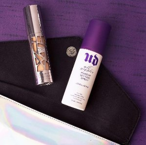 Up to 38% Off + Extra 20% Offwith Urban Decay All Nighter Makeup Setting Spray Purchase @ Belk