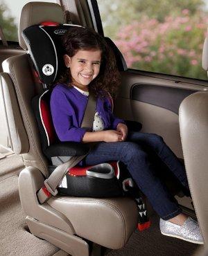 $46.49Graco Affix 高背加高安全座椅带Latch系统