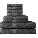 销量冠军 Utopia Towels 高级浴巾8件套