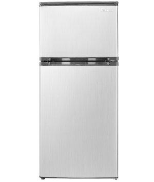 $129.99Insignia™ - 4.3 立方英尺不锈钢外观迷你小冰箱