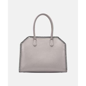 Taupe Falabella Box East West Tote - Stella Mccartney