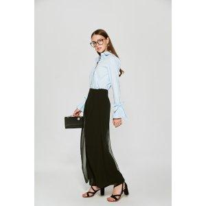 Cuff Tie Plain Shirt TP1965 – FEW MODA