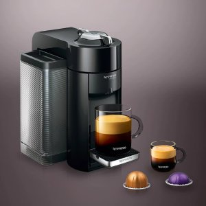 Piano Black | Evoluo Machine | Nespresso USA