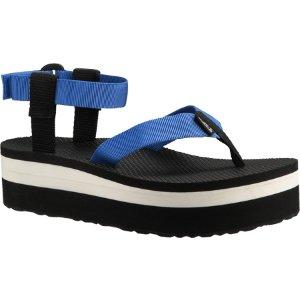 Womens Teva Flatform Sandal