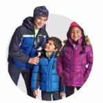All Kids' Puffer Coats from London Fog, Hawke & Co and More @ Bon-Ton