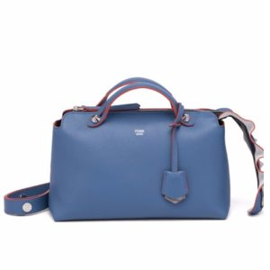 Fendi - By The Way Leather Satchel - saks.com