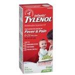 Tylenol 泰诺婴儿感冒退烧止痛滴剂 葡萄口味24 ml