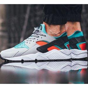 Nike Air Huarache - Men's - Running - Shoes - Black/White