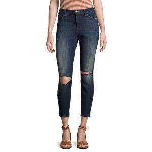 Hi-Rise Skinny Jean by J Brand at Gilt