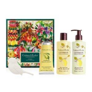 Citron, Honey & Coriander Deluxe Gift Set