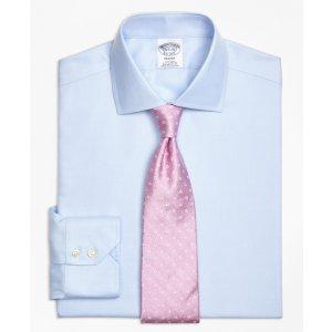 Non-Iron Regent Fit Spread Collar Dress Shirt - Brooks Brothers