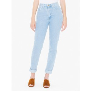 High-Waist Jean | American Apparel