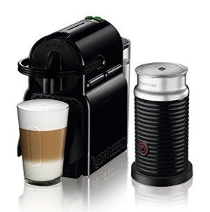 $99.99黒五价:Nespresso Inissia DeLonghi限定 胶囊咖啡机 + Nespresso奶泡机