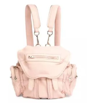 Last Day!With Alexander Wang Mini Marti Leather Backpack @ Neiman Marcus