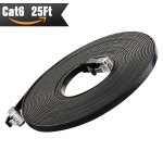 Cat6 Flat Ethernet Cable Hot Sale