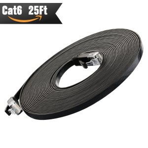 as low as $7.73Cat6 Flat Ethernet Cable Hot Sale