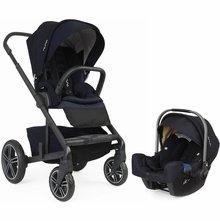$674.90 (原价$899.90) 无税包邮超值好价:NUNA MIXX™ 2童车和PIPA™汽车座椅套装 两色可选