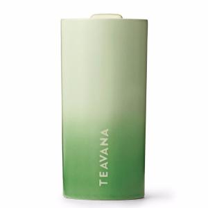 Green Gradient Ceramic Tumbler