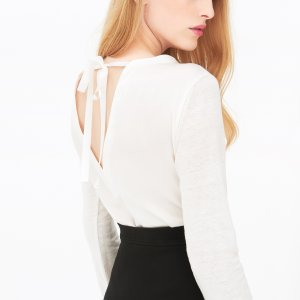 Dealmoon Exclusive!50% Off + Extra 20% OffTops Sale @ Sandro Paris