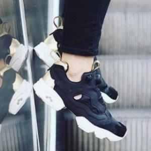 Extra 30% OFFReebok Men's Classic、Instapump  Fury Shoes Sale