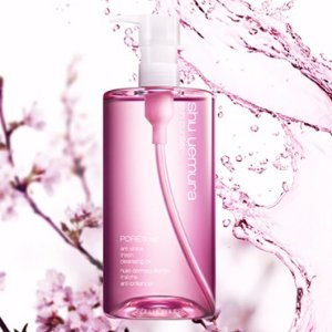 30% Off Curler and Cleansing Oil Set + 3 FREE Deluxe Cleansing Oil Samples + FREE Shippingwith Any Orders @ Shu Uemura