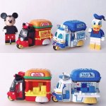 Tomica Disney 联名多款角色 玩具车热卖
