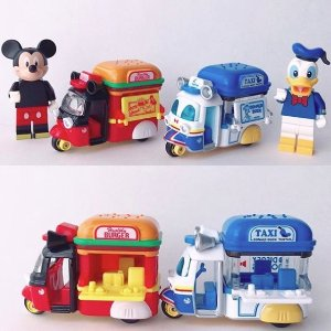 From $4.38 TAKARA TOMY Disney Toy Cars @Amazon Japan