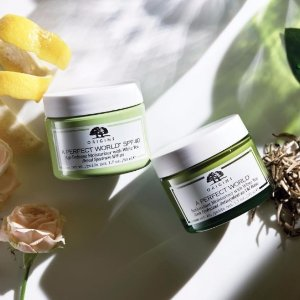 Origins A Perfect World  Antioxidant Moisturizer With White Tea @ Bon-Ton