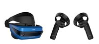 $299Acer Windows Mixed Reality Headset & Controllers