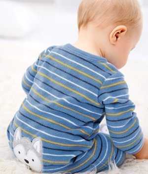 60% Off + Extra 15-25% OffBaby's Terry Sleep & Play @ Carter's
