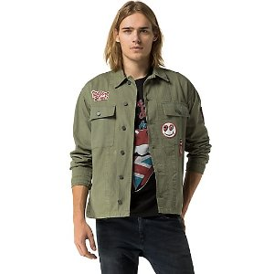 ROLLING STONES MILITARY JACKET | Tommy Hilfiger
