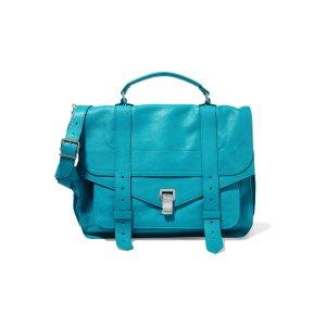 PS1 large leather shoulder bag | Proenza Schouler