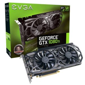 $729.99 EVGA GeForce GTX 1080 Ti Black Edition GAMING